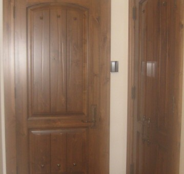Uniquely Designed Interior Doors